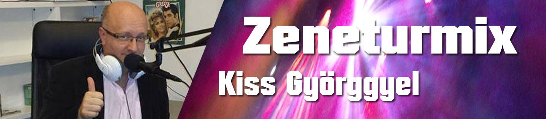 Zeneturmix Kiss Györggyel