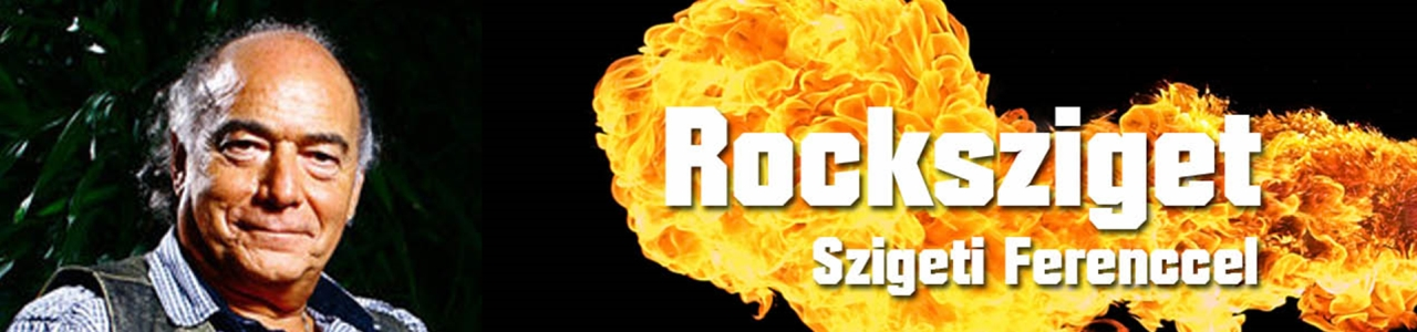 Rocksziget Szigeti Ferenc