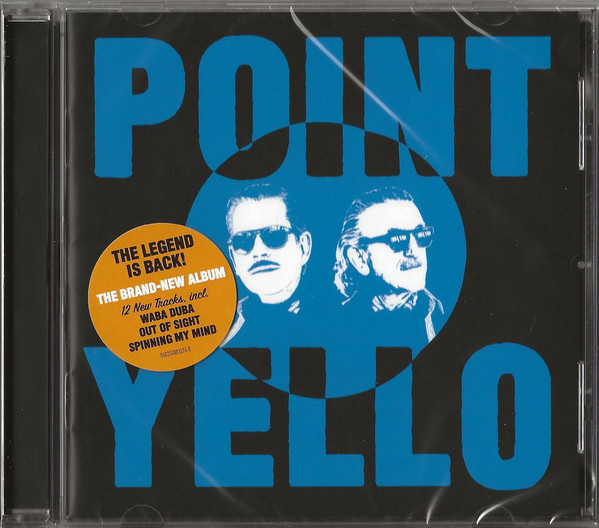 Megjelent az új Yello album!
